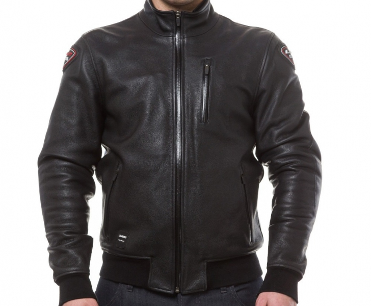 Campera LS2 Black Jack